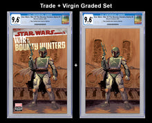 Load image into Gallery viewer, GRADED PRESALE 9.6+ - Star Wars: War of the Bounty Hunters - Alpha #1 - STORE EXCLUSIVE
