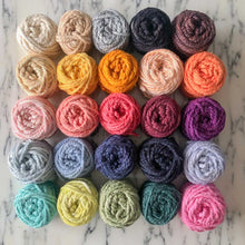 organic cotton yarn for oxford punch needle