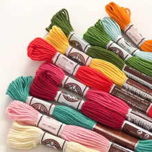 DMC Matte Cotton Thread (Summer Tones)