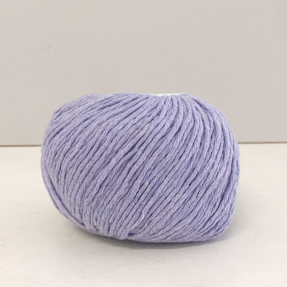 Laines Du Nord Ecotone Recycled Cotton Yarn - Lavender