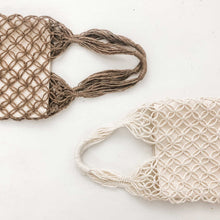 macrame bag for beginners