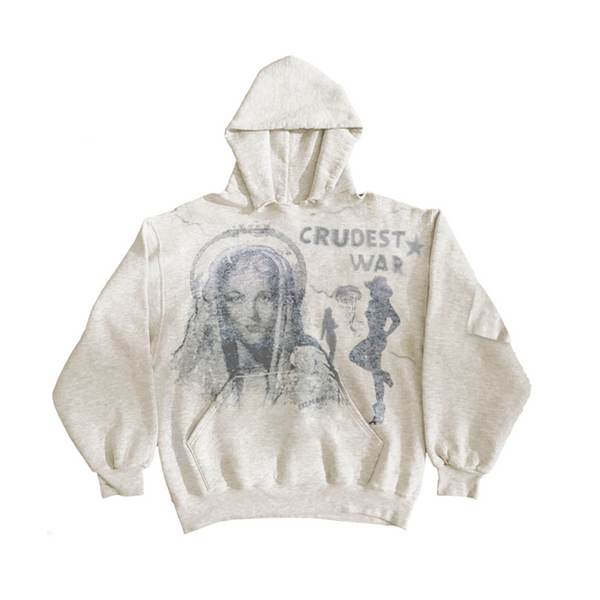 Crudest War Hooded Sweater