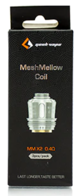 Geek Vape - Mesh Mellow MM X2 0.4ohms Coils Pack