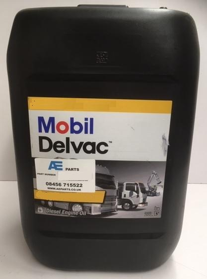 100013238P COMPAIR PATTERN MOBIL DELVAC MX 15W40 OIL 20LTR OR 4LTR
