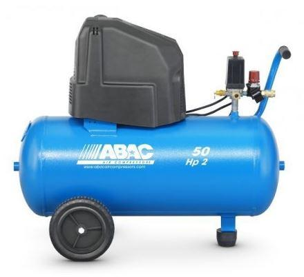 1121360802 ABAC Monte Carlo Compressor O20P - Oil Free - Single Phase Portable Piston