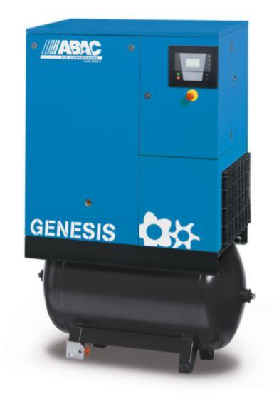 Genesis Screw Compressor C55 11kW 8Bar 10HP 270Ltr
