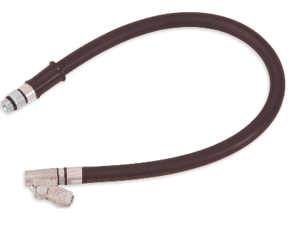 RHA2121 PCL TYRE INFLATOR REPLACEMENT HOSE C/W SINGLE CLIP ON CONNECTOR