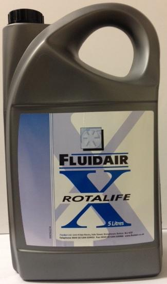 ROTALIFE-OIL FLUIDAIR ROTALIFE OIL 5LTR 990-0001-205 9900001205
