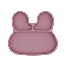 Load image into Gallery viewer, Bunny Stickie™ Plate - Dusty Rose