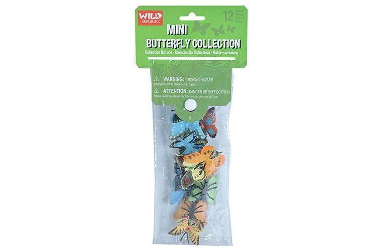 Mini Polybag Butterflies