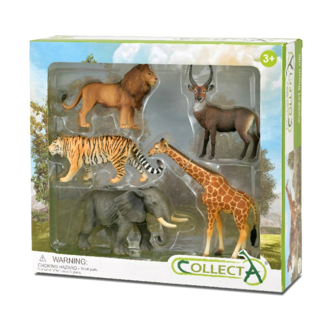 CollectA Gift Set - Wild Life (5 Piece)