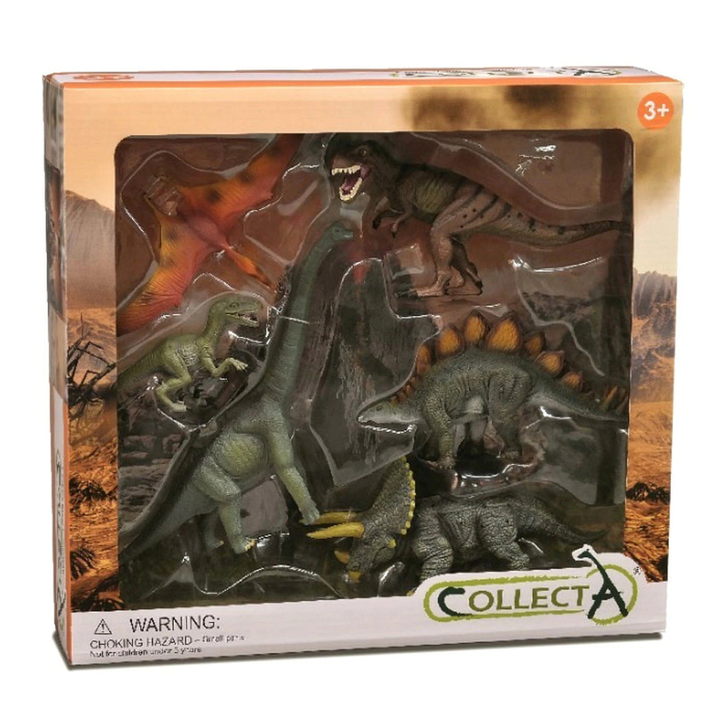 CollectA Gift Set - Prehistoric (6 Piece)