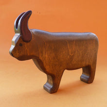 Load image into Gallery viewer, Wooden Yak