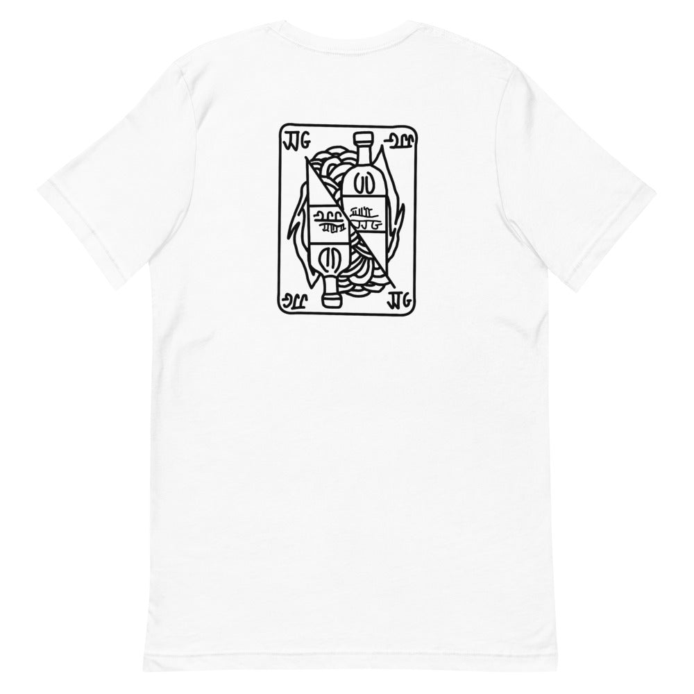 T-shirt Card - JJG™ Graph'X