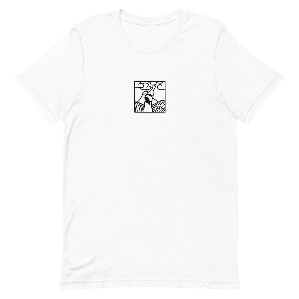 T-shirt Drunk Bottle - JJG™ Graph'X