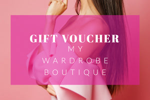 MY WARDROBE BOUTIQUE GIFT CARD