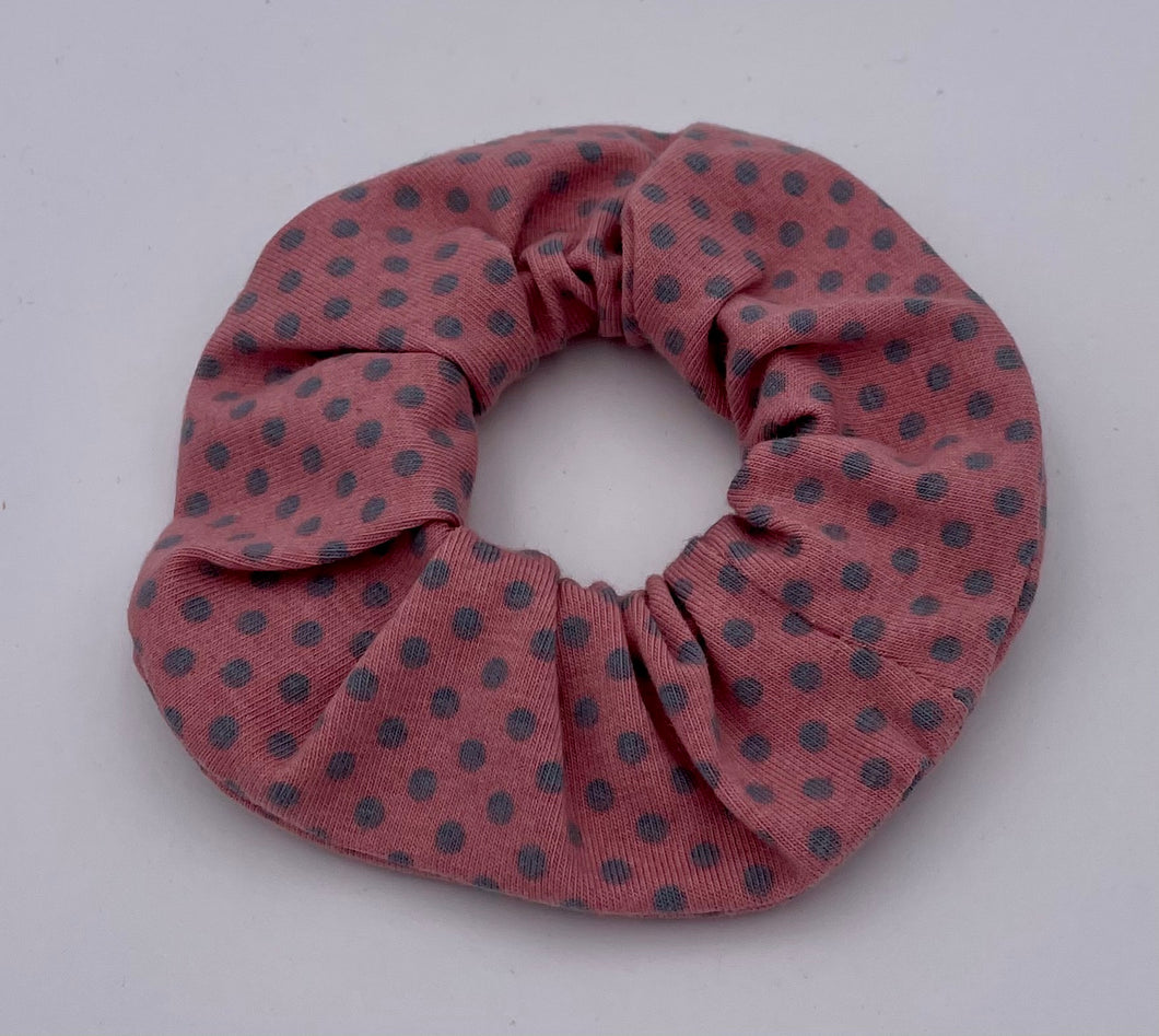 Zopfband/ Scrunchie rose