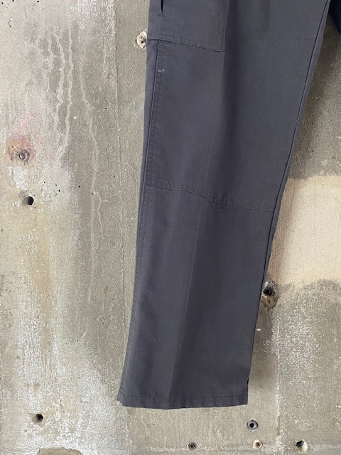 CQR Dark Grey Cargo Pants