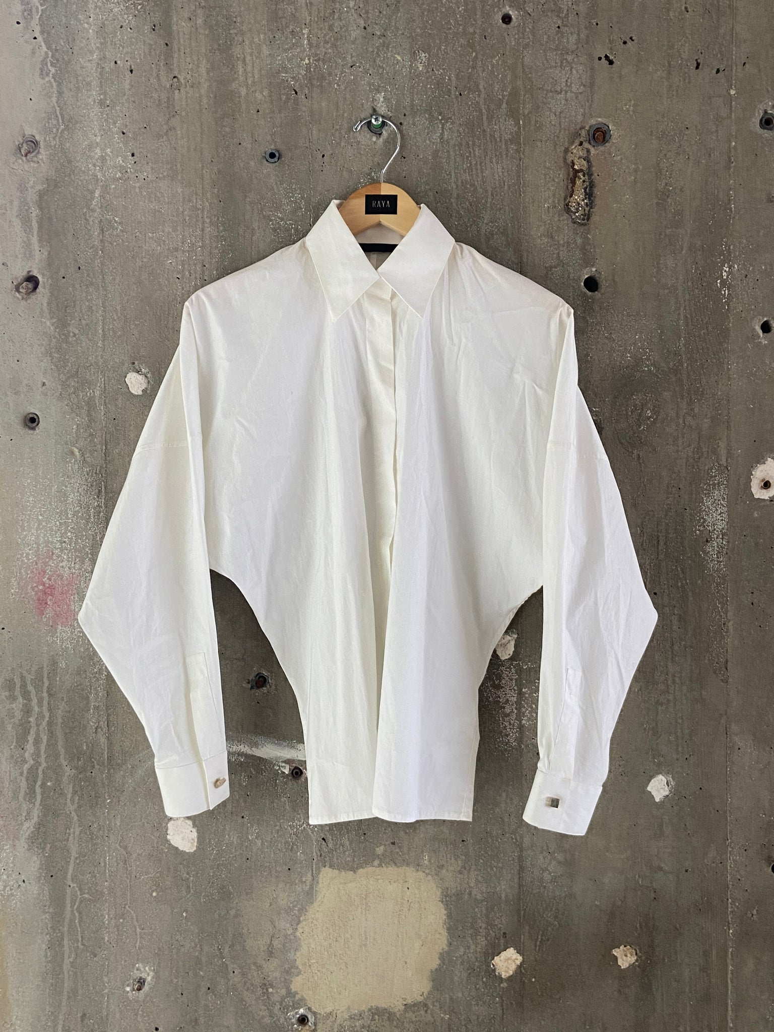 The Row Long-Sleeve Button-Up