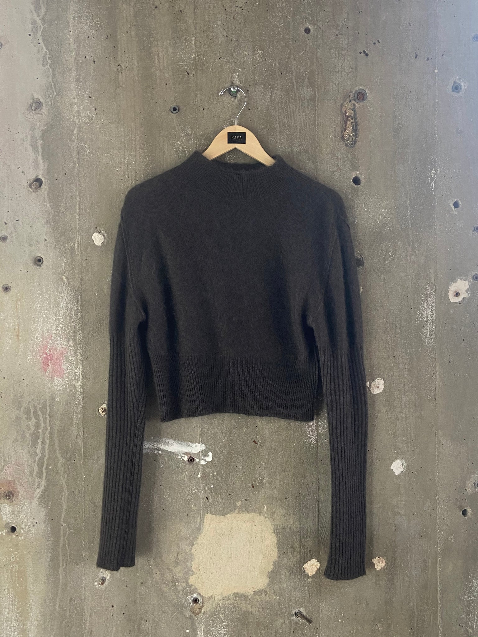Rick Owens Brown Sweater