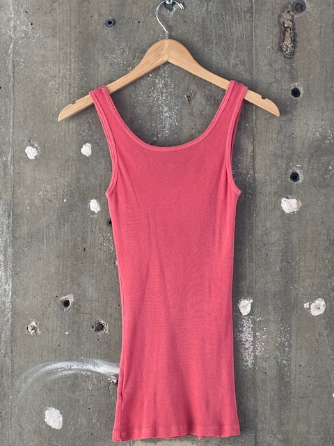 True Religion Coral Tank-Top