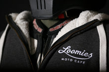 Load image into Gallery viewer, Loomies Sherpa Fleece lined Zipped Hoodie