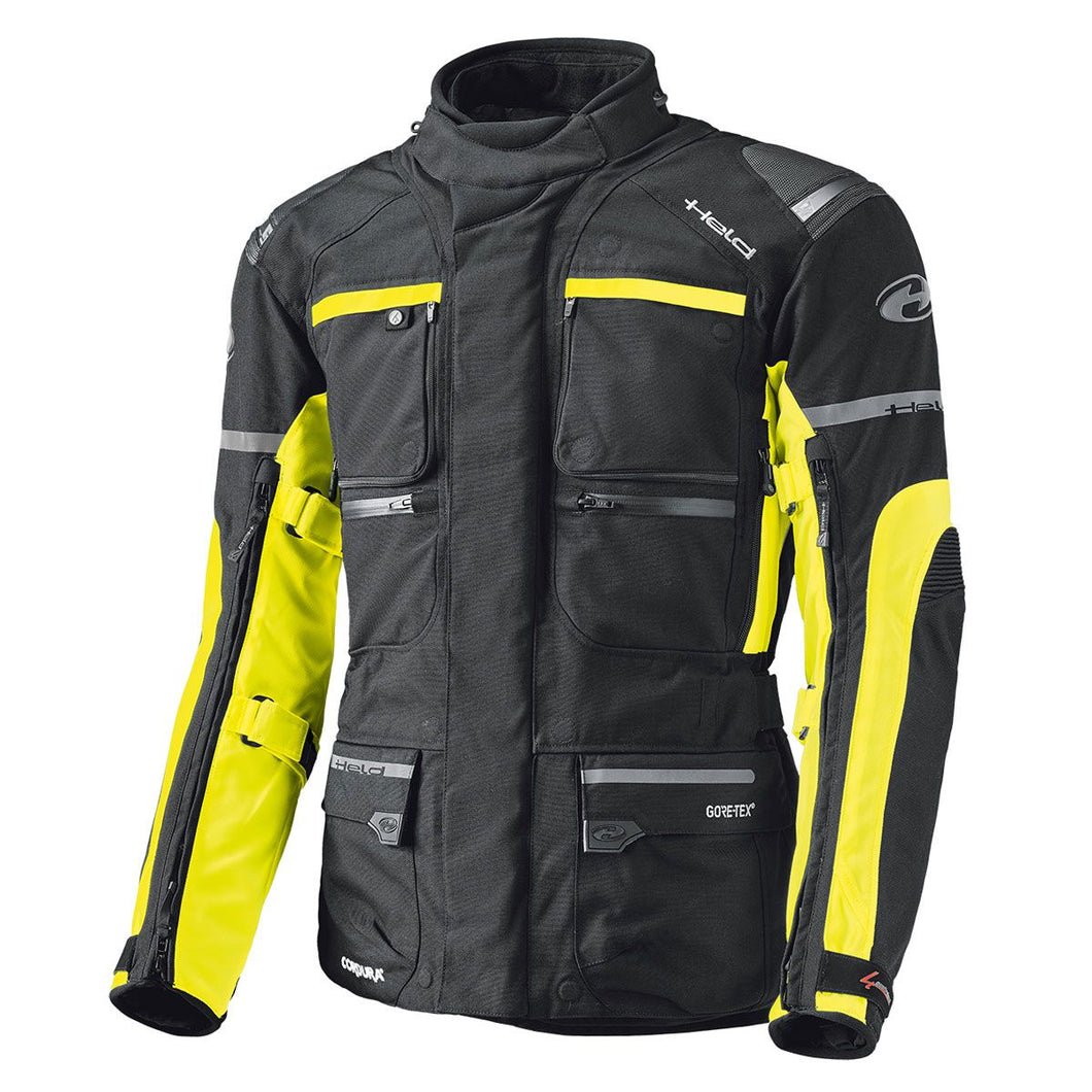 HELD Carese 2 Goretex Jacket Black/Fluo
