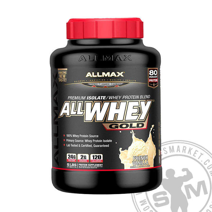 ALL WHEY GOLD 5LBS