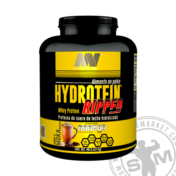 HYDROTEIN RIPPED (4 LBS)