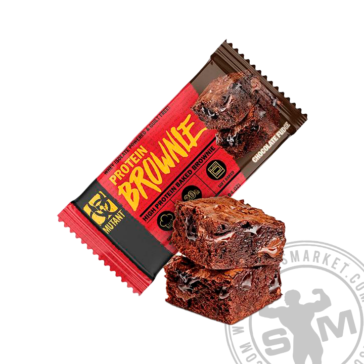 BROWNIE MUTANT CAJA C/12