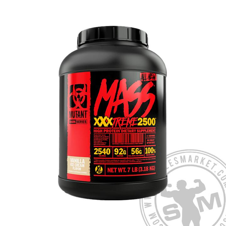 MUTANT MASS EXTREME 2500 (7LBS)