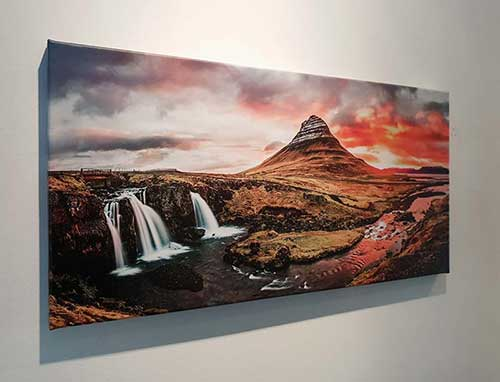 One of our panoramic canvas pictures on sale for your home at scoellphotography