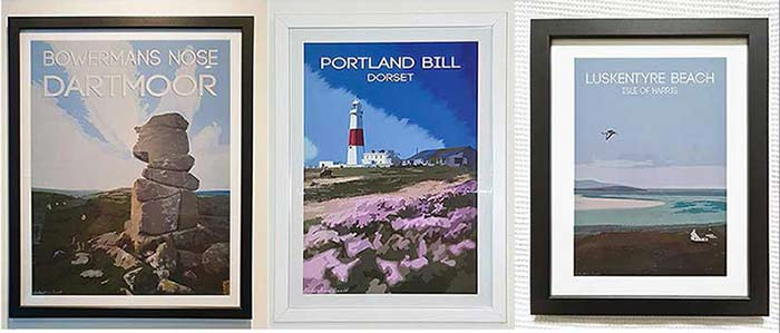 an example of one of our eco friendly standard uk made frames we have for sale at sebastien coell photography