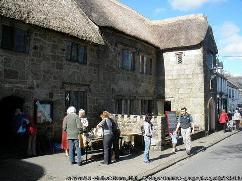 Chagford on Dartmoors national park a must place to visit