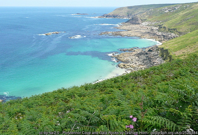Zennor Head makes a very picturesque walk indeed, fill your lungs with fresh sea air and looks across the stunning views of the sea and coast