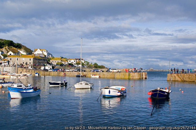 Mousehole is a very picturesque harbour on the cornish that makes for a great coastal walk around the country, at sebastien coell photography