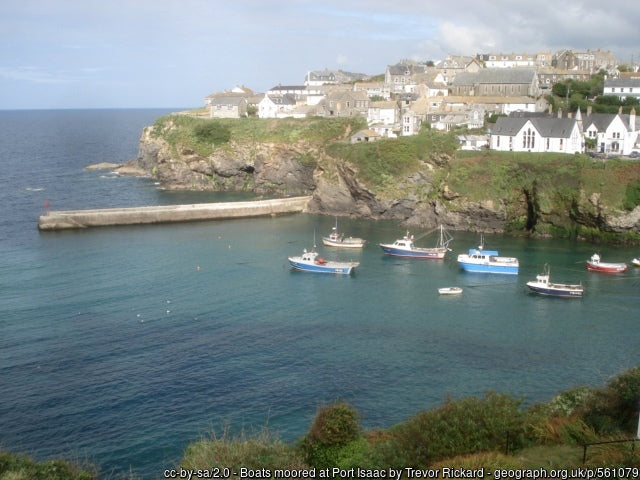 Port issac is a must visit for a great cornish day out, step back in time and visit the small streets and old fishing heritage