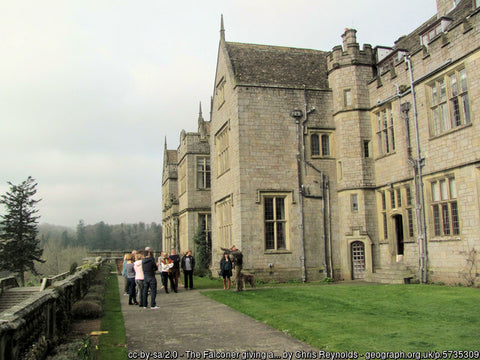 Dartmoor location guide: The stunning Bovey castle