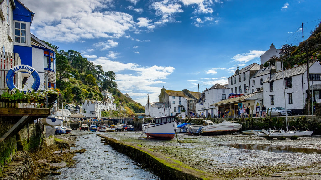 Polperro is a small harbour village full of history and great things to see, we would recommend a visit to this location