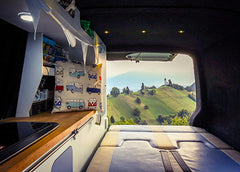 our campervan sylvie follow us on our youtube channel seach vdubphoto;ife