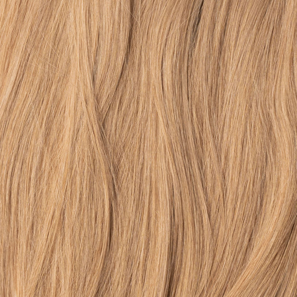 Tape extensions - Lys brun nr. 10
