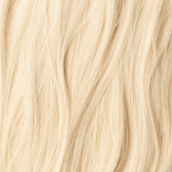 Halo hair extensions - Lys blond nr. 60A