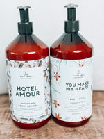 Body Lotion - Hotel Amour