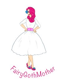 FairyGothMother - the London home of retro Fifties style and tea length bridal dresses, and authentic corsetry