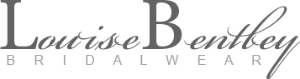 Louise Bentley bridalwear logo