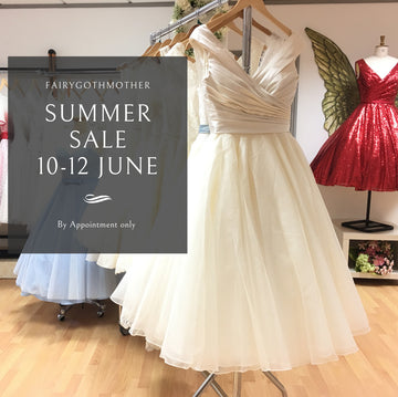 Book your FairyGothMother Summer Sale  Appointment