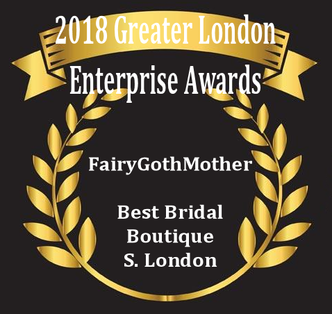 2018 Greater London Enterprise Awards - Best Bridal Boutique in South London