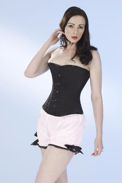 Elizabeth - pure silk light pink bloomers
