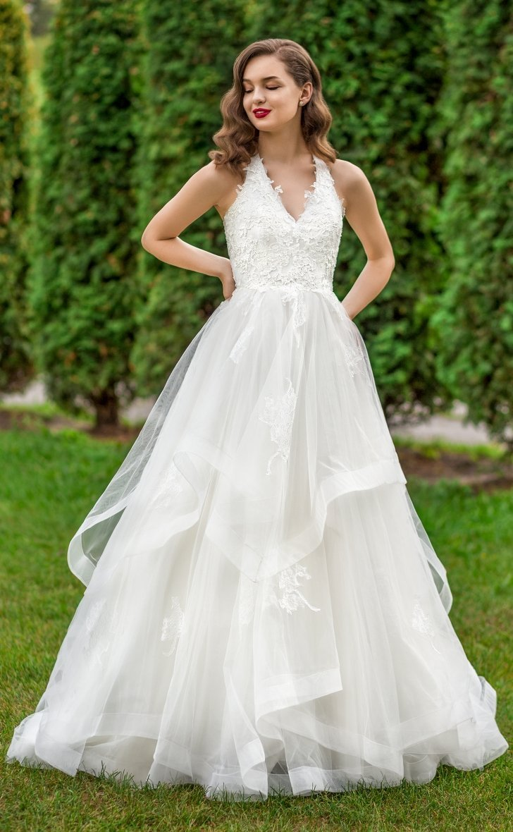 gi-sophia-r  Luxury princess wedding dress