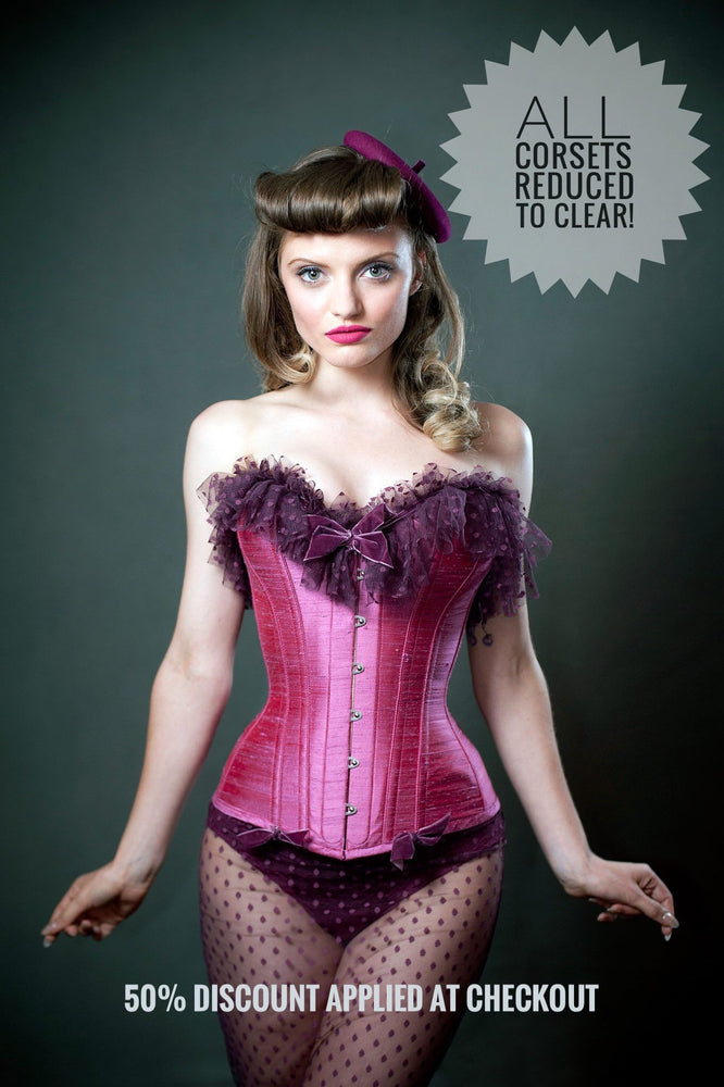 Huge Savings On Quality Corsets.